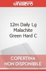 12m Daily Lg Malachite Green Hard C articolo per la scrittura
