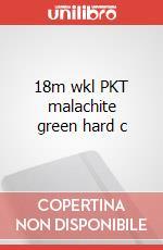 18m wkl PKT malachite green hard c articolo per la scrittura