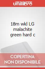 18m wkl LG malachite green hard c articolo per la scrittura
