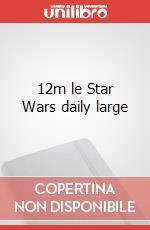12m le Star Wars daily large articolo per la scrittura