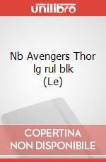 Le Nb Avengers Thor lg rul blk articolo per la scrittura