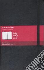 Agenda Moleskine Giornaliera Large - Copertina Rigida Nera articolo per la scrittura