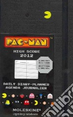 Agenda Moleskine 2012 PAC-MAN Limited Edition - Giornaliera Pocket Copertina Nera articolo per la scrittura