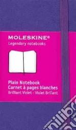 Plain notebook extra small purple articolo per la scrittura