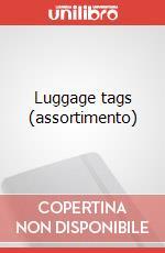 Luggage tags (un articolo senza possibilità di scelta) articolo per la scrittura di Moleskine