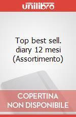 Top best sell. diary 12 mesi (un articolo senza possibilità di scelta) articolo per la scrittura di Moleskine