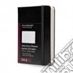 Agenda 2014 MOLESKINE - Pocket Giornaliera Copertina Rigida Nera articolo per la scrittura