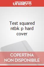 Test squared ntbk p hard cover articolo per la scrittura