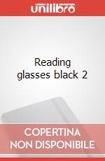 Reading glasses black 2 articolo per la scrittura