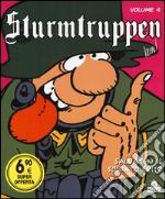 Salvaten il soldato Fritz. Sturmtruppen. Vol. 4 articolo per la scrittura di Bonvi