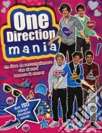 One Direction mania. Con adesivi. Ediz. illustrata articolo per la scrittura di Stiles Anna