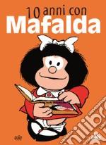 10 anni con Mafalda articolo per la scrittura di Quino