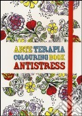 Arte terapia. Colouring book antistress art vari a