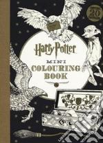 Harry Potter mini colouring book. Ediz. illustrata articolo per la scrittura