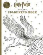 Harry Potter maxi colouring book. Ediz. illustrata articolo per la scrittura