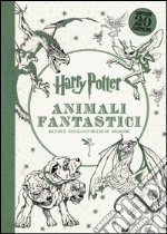 Harry Potter. Animali fantastici. Mini colouring book. Ediz. illustrata articolo per la scrittura