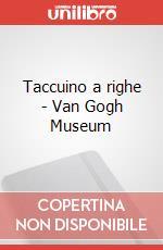 Taccuino a righe - Van Gogh Museum articolo per la scrittura