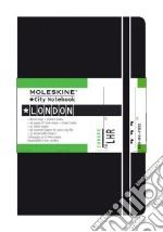 Moleskine City Notebook - London articolo per la scrittura