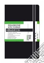 Moleskine City Notebook - Madrid articolo per la scrittura