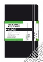 Moleskine City Notebook - Rome articolo per la scrittura