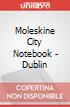 Moleskine City Notebook - Dublin art vari a