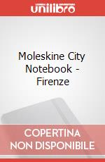 City notebook Firenze articolo per la scrittura
