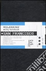 City Notebook San Francisco articolo per la scrittura