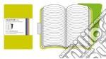 Volant Moleskine - Pocket Righe VERDI (2 taccuini) articolo per la scrittura