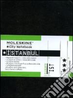Moleskine City Notebook - Istanbul articolo per la scrittura