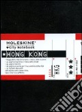 Moleskine City Notebook - Hong Kong art vari a