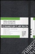 Moleskine City Notebook - Frankfurt art vari a
