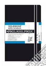 Moleskine City Notebook - Philadelphia articolo per la scrittura