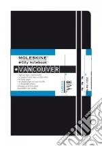 Moleskine City Notebook - Vancouver articolo per la scrittura