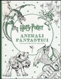 Harry Potter. Animali fantastici. Colouring book. Ediz. a colori art vari a