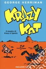 Krazy Kat articolo per la scrittura di Herriman George